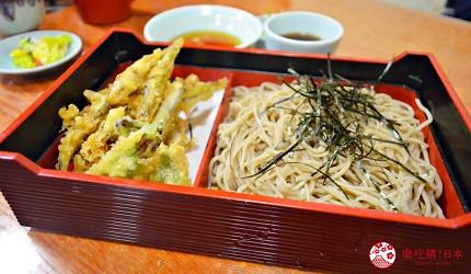 北海道釧路「阿寒湖」旅行推薦景點!阿寒湖美食推薦「奈邊久」的西太公魚天婦羅蕎麥麵