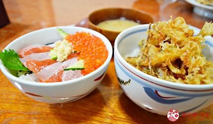 北海道釧路「阿寒湖」旅行推薦景點!阿寒湖美食推薦「奈邊久」的姫鱒魚與魚子蓋飯