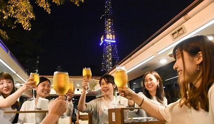 日本willer餐廳觀光巴士
