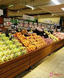 北海道必逛連鎖大型購物中心「AEON千歲店」的AEON超市當季水果