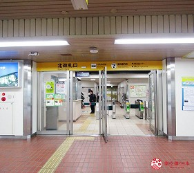 北海道必逛連鎖大型購物中心「AEON千歲店」的前往方式步驟一