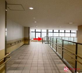 北海道必逛連鎖大型購物中心「AEON千歲店」的前往方式步驟二