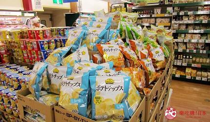 北海道必逛連鎖大型購物中心「AEON千歲店」的自家商品