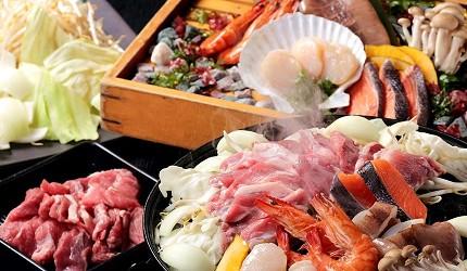 札幌生啤酒成吉思汗烤肉、螃蟹與和牛店家推薦「麒麟啤酒園」成吉思汗烤肉和海鮮烤吃到飽(ジンギスカンと海鮮焼き食べ放題)
