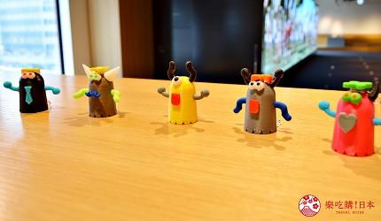 函馆亲子游推荐景点:「函馆未来馆」的设施「动手实验室」(ラボラトリー)可以用3D列印制作机器人