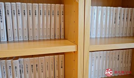 函馆亲子游推荐景点:「函馆未来馆」的益智书籍