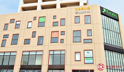 函馆亲子游推荐景点:「函馆未来馆」位在「Kiralis」3楼
