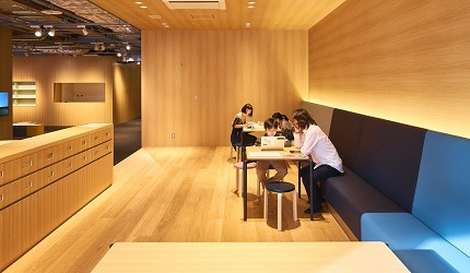 函馆亲子游推荐景点:「函馆未来馆」的设施「动手实验室」(ラボラトリー)