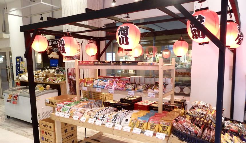 新千歲機場旁,北海道必逛最大購物城「Chitose Outlet Mall Rera」內的新發現Factory(新発見ファクトリー)