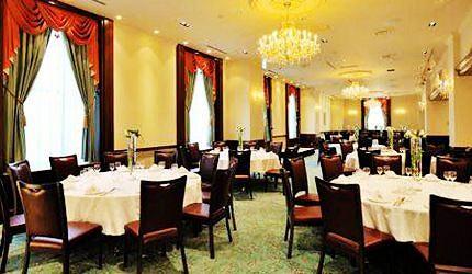 札幌飯店推薦「札幌克拉比飯店」的餐廳「Guest House Barley」