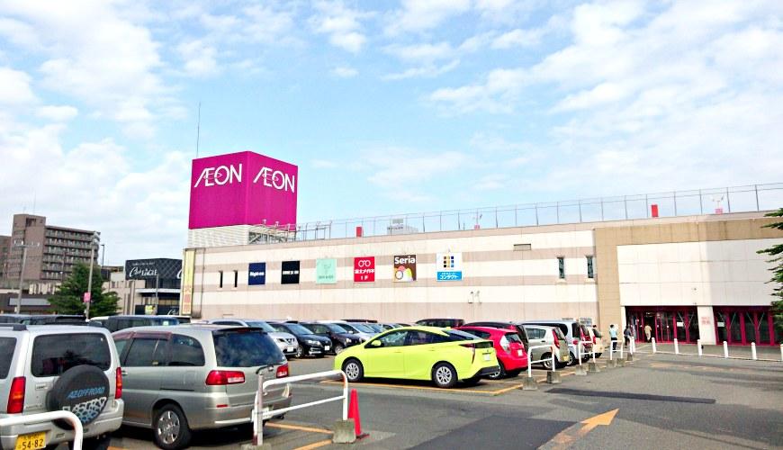 離新千歲機場最近!北海道必逛連鎖大型購物中心「AEON 千歲店」