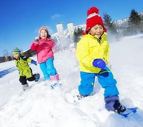 搭乘「北海道Resort Liner」的「SKIBUS」到北海道各地滑雪形象照三