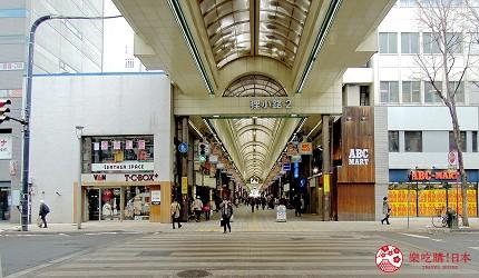 北海道札幌狸小路2丁目照片