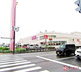 北海道必逛連鎖大型購物中心「AEON千歲店」的前往方式步驟三
