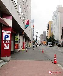 北海道A5和牛札幌燒肉專門店推薦「BULL TOKYO」交通方式步驟二