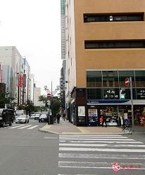 北海道A5和牛札幌燒肉專門店推薦「BULL TOKYO」交通方式步驟三