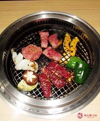北海道A5和牛札幌燒肉專門店推薦「BULL TOKYO」的烤肉盤照片