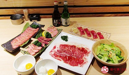 北海道A5和牛札幌燒肉專門店推薦「BULL TOKYO」的料理集合照片