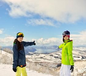 北海道最大!吃喝玩樂購物樂趣一次滿足──四季度假勝地「留壽都度假區」冬天美景可看見洞爺湖