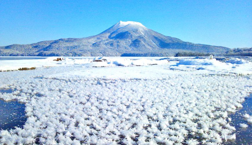 北海道釧路「阿寒湖」旅行冬天必看絕景「霜花」首圖