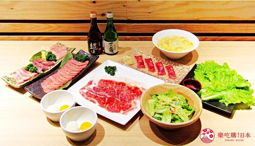 入口即化北海道A5和牛就到這!札幌燒肉專門店推薦「BULL TOKYO」