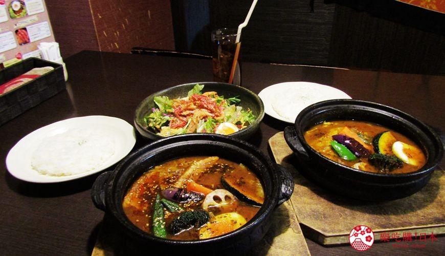 北海道札幌13年湯咖哩專門店「叭咕叭咕」的湯咖哩