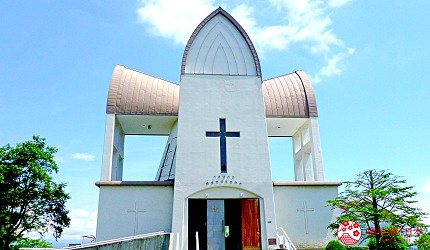北海道自由行函館一日遊自助旅行,函館的「聖約翰教堂」