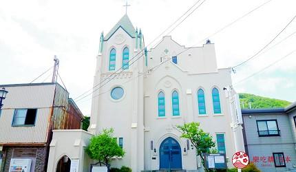 北海道自由行函館一日遊自助旅行,函館地區教堂
