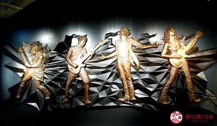 北海道自由行函館一日遊自助旅行,函館的「SHARE STAR函館」四樓的「G Square」