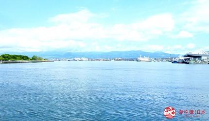 北海道自由行函館一日遊自助旅行,函館附近海邊