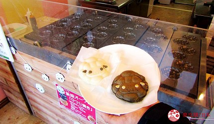 札幌自由行冬天必去景點「羊之丘展望台」的伴手禮限定糕點