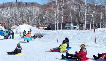 札幌自由行冬天必去滑雪景點「札幌盤溪滑雪場」(さっぽろばんけいスキー場)