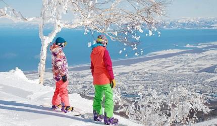 札幌自由行冬天必去滑雪景點「手稻滑雪場」(サッポロテイネ)