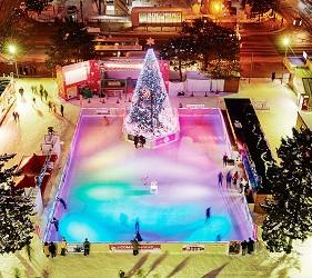 札幌自由行冬天必去滑雪景点「札幌雪祭」会场