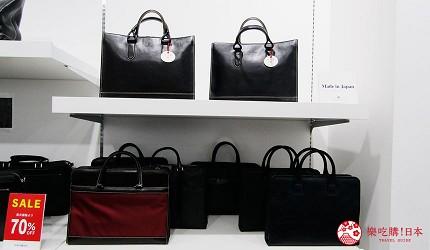 新千岁机场旁,北海道必逛最大购物城「Chitose Outlet Mall Rera」内的Samsonite包包商品