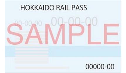 JR北海道铁路周游券