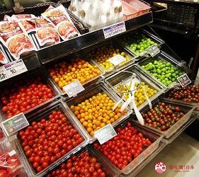 北海道札幌最大規模商場「AEON MALL 札幌發寒店」販售的小番茄