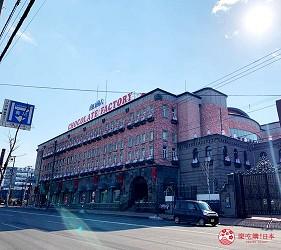 北海道札幌最大規模商場「AEON MALL 札幌發寒店」的交通方式步驟三