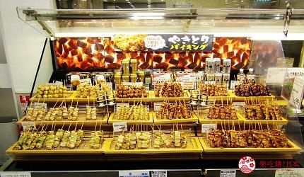 北海道札幌最大規模商場「AEON MALL 札幌發寒店」的炸物