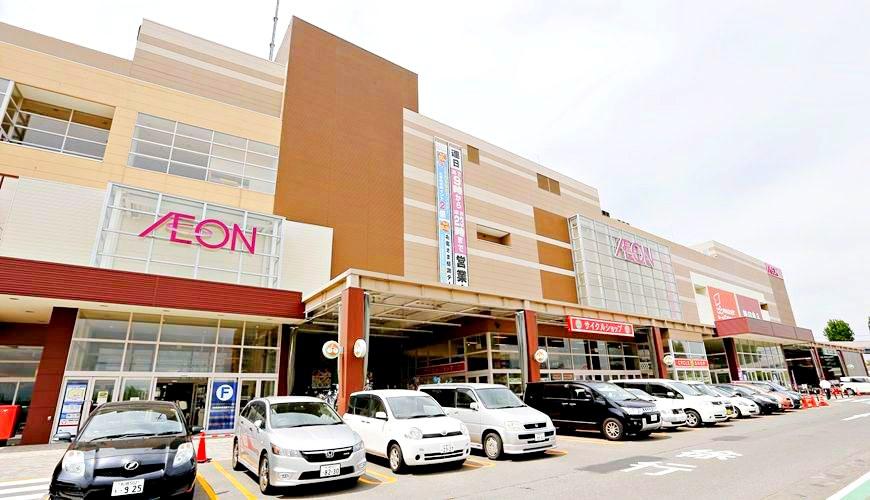 北海道札幌伴手禮藥妝一次買齊!最大規模、3層買到瘋掉的「AEON MALL 札幌發寒店」
