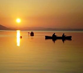 北海道道东「北见市」人气景点佐吕间湖