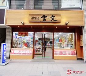 札幌買刀推薦百年刀具專門店「宮文」的交通方式步驟三