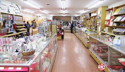 札幌買刀推薦百年刀具專門店「宮文」的店內環境