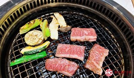 北海道札幌的人气烧肉店「NANKOU园」的横膈膜柔软而带嚼劲