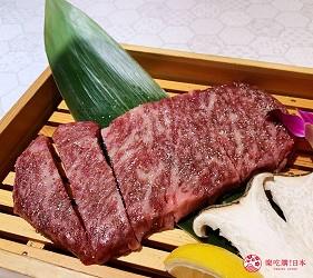 北海道札幌的人气烧肉店「NANKOU园」的特选黑毛和牛顶级沙朗