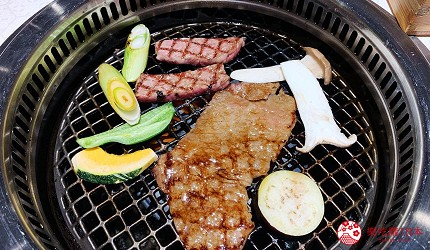 「NANKOU园」的牛肉只驶用A4、A5高等级和牛