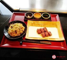 北海道札幌住宿推荐札幌ANA皇冠假日酒店餐厅美食石狩铁板烧餐厅和牛及蒜头炒饭