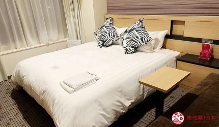 北海道札幌住宿推荐札幌ANA皇冠假日酒店舒适型客房装潢