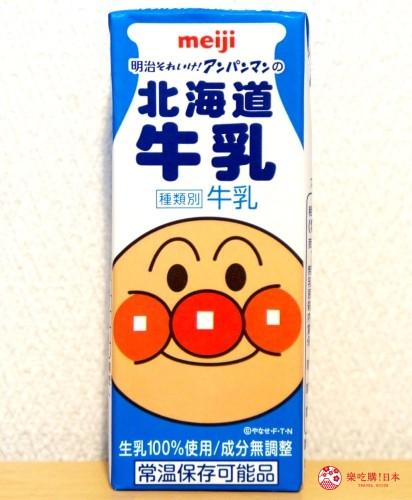 日本北海道便利商店、超市买得到的明治「北海道牛乳」