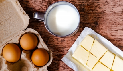 北海道牛奶地图最强整理的牛奶与鸡蛋与起司